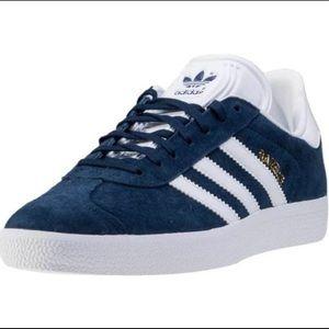 EUC, size 7 Adidas Gazelles